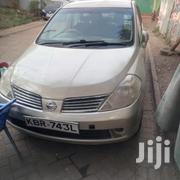 Nissan Tiida 2005 Beige | Cars for sale in Nairobi, Embakasi