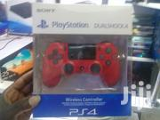 Ps4 Wireless Pad Red | Video Game Consoles for sale in Nairobi, Nairobi Central