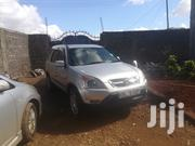 Honda CR-V 2003 Silver | Cars for sale in Nairobi, Nairobi Central