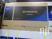 40 Inch Skyworth Smart Android Full HD LED Tv | TV & DVD Equipment for sale in Nairobi, Nairobi Central