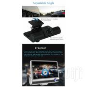 Car Dvr 3 Camera Lens 4 Inch Video Recorder Dash Cam | Vehicle Parts & Accessories for sale in Nairobi, Nairobi Central