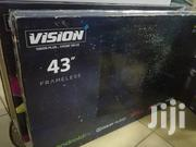 43 Inch Vision Plus Smart Android | TV & DVD Equipment for sale in Nairobi, Nairobi Central