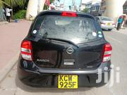 New Nissan March 2012 Black | Cars for sale in Mombasa, Bamburi