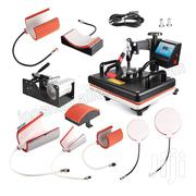 8 In 1 Digital Heat Press Machine Sublimation For T-shirt/Mug/Plate | Printing Equipment for sale in Nairobi, Nairobi Central