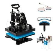 8 In 1 Heat Transfer Machine Sublimation Heat Press | Printing Equipment for sale in Nairobi, Nairobi Central