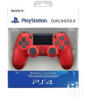 Playstion 4 Controller Red. | Video Game Consoles for sale in Nairobi, Nairobi Central