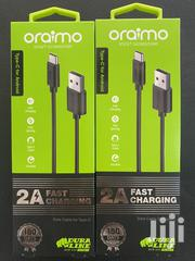 Oraimo USB To USB C Cable With Fast Charge Support | Accessories for Mobile Phones & Tablets for sale in Nairobi, Nairobi Central