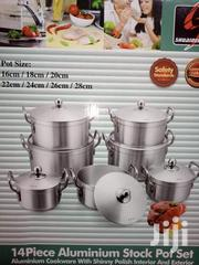 7 Pcs Heavy Duty Cooking Pots | Kitchen & Dining for sale in Nairobi, Nairobi Central