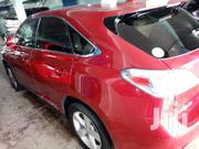 Lexus RX 2012 Red   Cars for sale in Mombasa, Majengo
