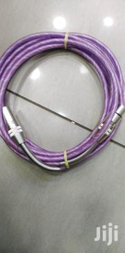 Microphones Cables | Audio & Music Equipment for sale in Nairobi, Nairobi Central