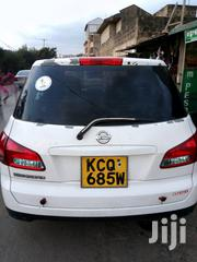 Nissan Wingroad 2010 White | Cars for sale in Nairobi, Roysambu