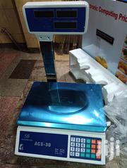 Heavy Metallic Weighing Scales Acs-30 | Store Equipment for sale in Nairobi, Nairobi Central