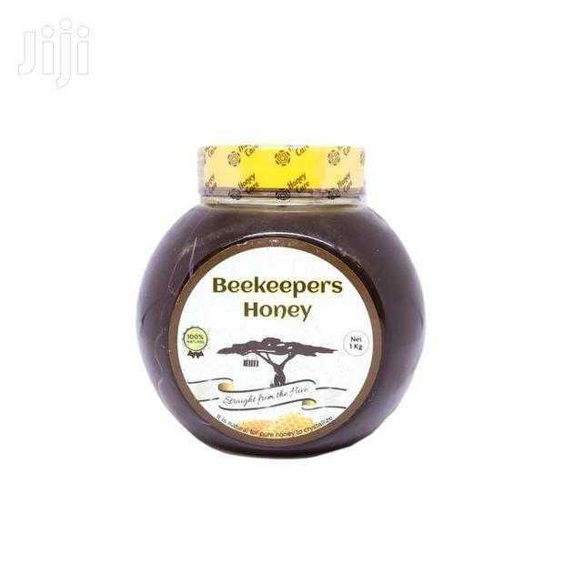 Archive: Bee Keepers Natural Honey 1kg