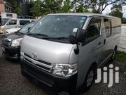 Toyota HiAce 2013 Silver | Buses & Microbuses for sale in Nairobi, Nairobi Central