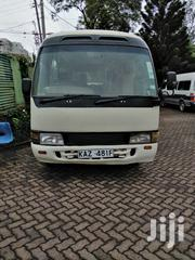 Toyota Coaster White | Buses & Microbuses for sale in Nairobi, Kilimani