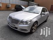 Mercedes-Benz E200 2012 Silver | Cars for sale in Nairobi, Kileleshwa
