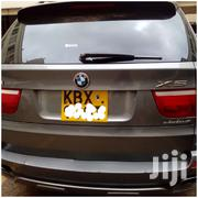 BMW X5 2007 Gray | Cars for sale in Nairobi, Kasarani
