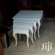 Nest Of Stools Made On Order | Furniture for sale in Nairobi, Ngara