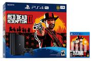 Playstation 4 Pro Red Dead Redemption 2 Bundle | Video Game Consoles for sale in Uasin Gishu, Simat/Kapseret