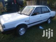 Nissan Sunny 1989 White | Cars for sale in Nakuru, Subukia
