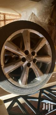 Toyota Mark X 18 Inch Rims With Tyres | Vehicle Parts & Accessories for sale in Nairobi, Nairobi Central