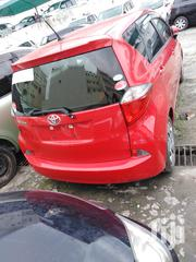 New Toyota Ractis 2012 Red | Cars for sale in Mombasa, Shimanzi/Ganjoni