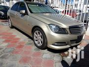 Mercedes-Benz C180 2014 Gold | Cars for sale in Mombasa, Shimanzi/Ganjoni