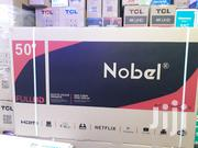 50 Inch Nobel Smart Android Full HD Tv | TV & DVD Equipment for sale in Nairobi, Nairobi Central