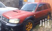 Subaru Forester 2001 Automatic Red | Cars for sale in Nairobi, Embakasi