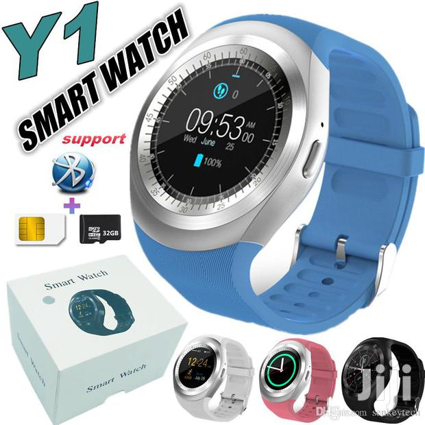 Archive: Y1 Smart Watch