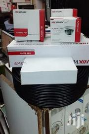 Hikvision 4 CCTV Cameras Security | Security & Surveillance for sale in Nairobi, Nairobi Central