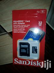 Sandisk 32gb Memory Card | Accessories for Mobile Phones & Tablets for sale in Mombasa, Bamburi