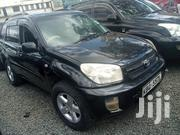 Toyota RAV4 2004 Black | Cars for sale in Nairobi, Nairobi Central