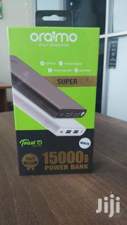 Oraimo Powerbank OPB-P151D 150000mah | Accessories for Mobile Phones & Tablets for sale in Nairobi, Nairobi Central