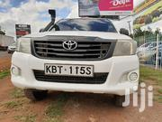 Toyota Hilux 2012 2.5 D-4D 4X4 SRX White | Cars for sale in Nairobi, Nairobi Central