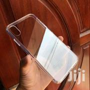 iPhone X XS XR Clear Transparent Case Back Covers   Accessories for Mobile Phones & Tablets for sale in Nairobi, Nairobi Central