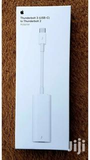 Apple Thunderbolt 3 (USB-C) To Thunderbolt 2 Adapter MMEL2AM/A   Computer Accessories  for sale in Nairobi, Parklands/Highridge