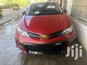 Toyota Auris 2012 Red | Cars for sale in Mombasa, Shimanzi/Ganjoni