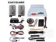 New Car Alarm With Cutoff Plus Installation   Vehicle Parts & Accessories for sale in Nairobi, Ngara