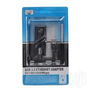 USB 3.0 To RJ45 10/100/1000 Gigabit Lan Ethernet Adapter | Computer Accessories  for sale in Nairobi, Nairobi Central