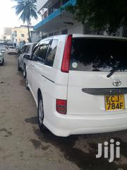 Toyota ISIS 2009 White | Cars for sale in Mombasa, Shanzu