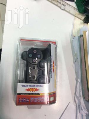 Wireless Game Pad 3 In 1 For Ps2 PS3 And Pc