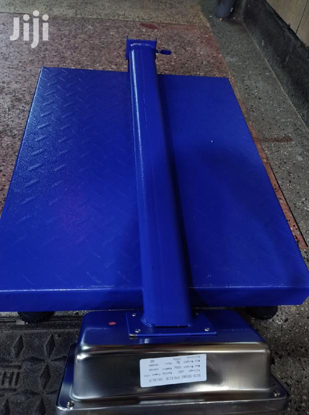 Platform Weighing Scale Machine Available