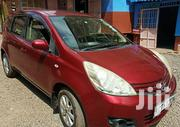 Nissan Note 2012 1.4 Red | Cars for sale in Nairobi, Parklands/Highridge