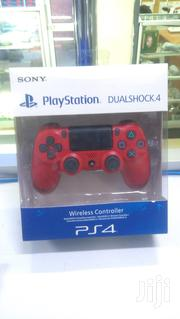 Ps 4 Gaming Controllers Red. | Video Game Consoles for sale in Nairobi, Nairobi Central