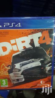 New Ps 4 Games Dirt 4   Video Games for sale in Nairobi, Nairobi Central