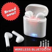 New I7s TWS Twin Wireless Bluetooth Earphone Air Pods For Sport | Headphones for sale in Nairobi, Embakasi