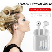 I7s Headset TWS Wireless Bluetooth Headphones Earpods Stereo | Headphones for sale in Nairobi, Airbase