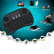 English Mini Wireless Keyboard Touchpad Mouse For KD,PC,Android Box | Computer Accessories  for sale in Nairobi, Lavington