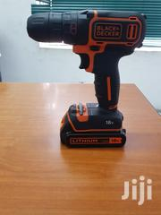 Cordless Drill Black And Decker | Electrical Tools for sale in Nairobi, Ngara